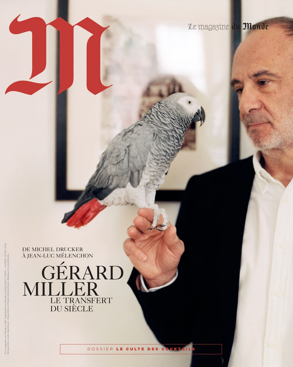 Gerard Miller, M Le Monde