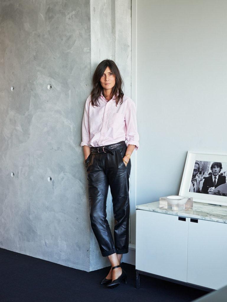 Emmanuelle Alt, Telegraph